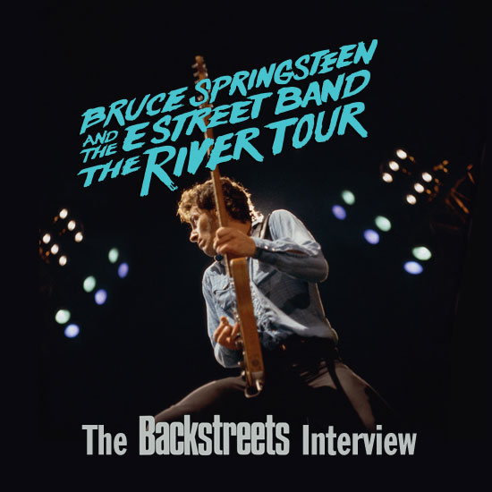 Many Rivers To Cross The Backstreets Interview With Bruce Springsteen