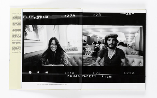03be725066d9 Four decades later, to mark the arrival of Bruce Springsteen and the E  Street Band 1975, we asked Eric to interview Barbara and reminisce.