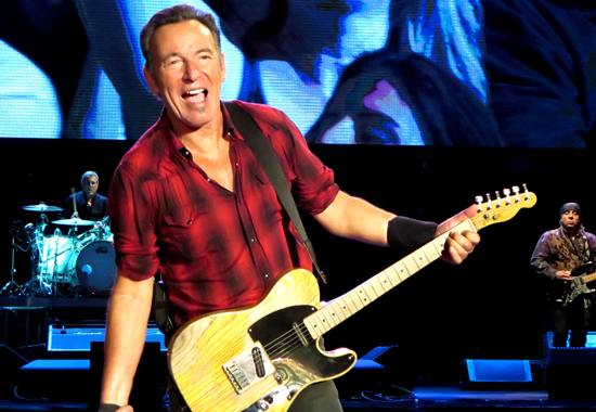 8c7e4fd3a188 Each Springsteen concert is like a beam of white light through a prism that  results in a rainbow of perspectives and opinions. One person s Good-time  Party ...