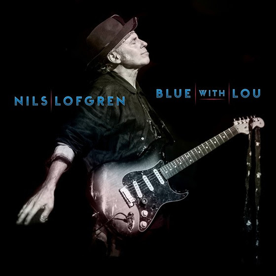 NILS LOFGREN GETS BLUE WITH LOU, APRIL 26