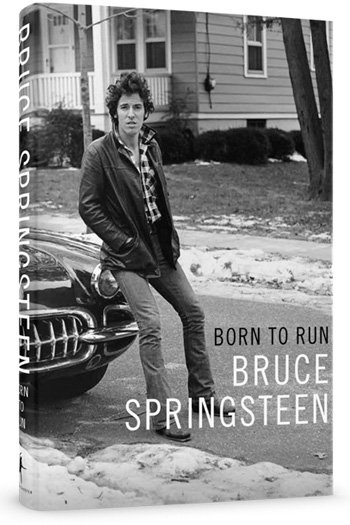 Book: Born to Run + bonus poster: Backstreet Records