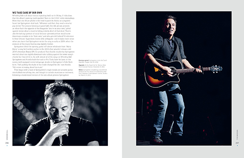 Book: Bruce Springsteen: The Stories Behind the Songs (SIGNED by the