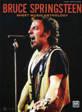 Songbook: Bruce Springsteen Sheet Music Anthology