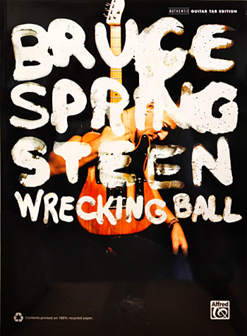 Songbook: Wrecking Ball: Backstreet Records