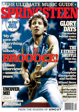 Magazine: Uncut's Ultimate Music Guide: Springsteen