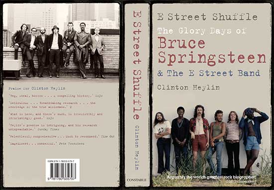 an analysis of the works of bruce springsteen Nebraska is the title song of bruce springsteen's 1982 solo album however, the arrangement did not work neither did full-band arrangements of other songs from the original recording eventually, the demo version was released.