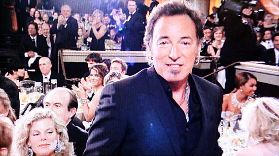Golden Globes, Bruce Springsteen