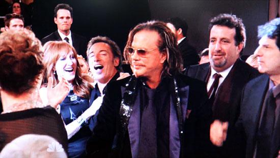Golden Globes, Bruce Springsteen