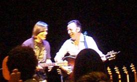 Bruce & Jackson Browne