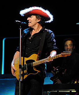 Bruce Springsteen Christmas.Backstreets Com 2007 Setlists
